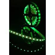 Светодиодная led лента 5 метров размер 2835 ip22 (Зеленый)