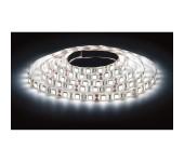 Светодиодная led лента 5 метров размер 5050 ip65 (Белый)