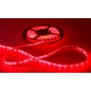 Светодиодная led лента 5 метров размер 5050 ip65 (Красный)
