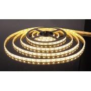 Светодиодная led лента 5 метров размер 5050 ip65 (Теплый белый)
