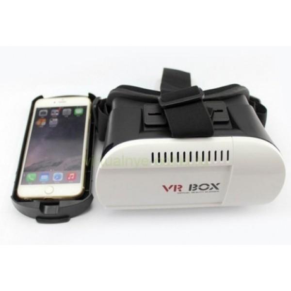 VR BOX 2 шлем виртуальной реальности 3D-VR шлем модель 2 (Чёрный)