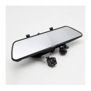 Автомобильный видеорегистратор с Android Navitel и 3-мя камерами 8 Eplutus D83 (Черный)