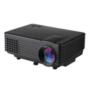 Проектор мини RD-805A Smart Projector 1080P Full HD 800 Lumens 800x480 (Черный)