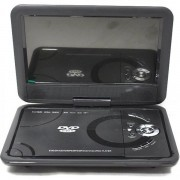 Портативный DVD плеер с цифровым тюнером DVB-T2 9.5 LS-918Т Eplutus (Черный)