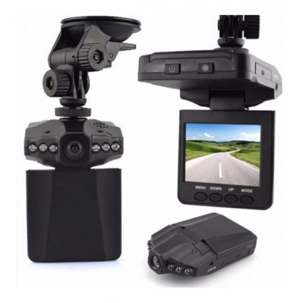 Автомобильный видеорегистратор Eplutus DVR 227 (Черный)