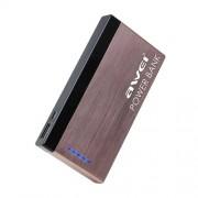 Портативный аккумулятор Awei P95K Power Bank 10000 mAh (розовое золото)