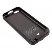Чехол зарядка для Apple Iphone 5/5c/5s 3000 mAh Black (Чёрный)