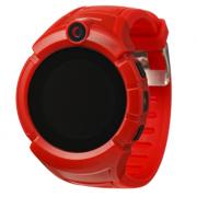 Умные детские часы с камерой и фонариком Smart GPS Watch Q360 GW600 (Красный)
