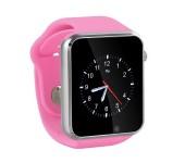 Часы UWatch A1 (Розовый)