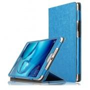Чехол книжка classic для планшета Huawei MediaPad M3 10 Lite (Голубой)