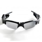Солнцезащитные очки c Bluetooth наушниками (Черный)