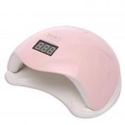 Лампа для сушки гель-лаков Sun 5 UV/LED 48W (Розовый)
