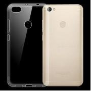 Чехол силиконовый 0,3 мм для Xiaomi Redmi Note 5A Prime (Прозрачный)