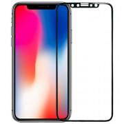 Защитное стекло для iPhone X Remax Perfect GL-09 (Черное)