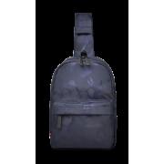 Рюкзак однолямочный WiWU Vigor камуфляж (Синий)