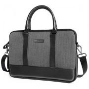 Сумка для ноутбука WiWU London Slim Case 13 (Черный)