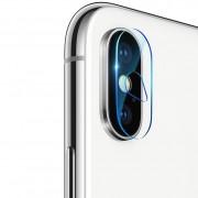Защитное стекло Baseus Camera lens glass film 0.2mm For iPhone X/XS Transparent SGAPIPHX-AJT02