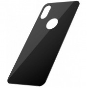 Защитное стекло Baseus Full coverage curved tempered glass rear protector For iPhone 6.5 SGAPIPH65-BM01 (Черный)