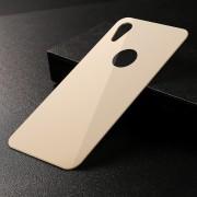 Защитное стекло Baseus Full coverage curved tempered glass rear protector For iPhone XR 6.1 SGAPIPH61-BM0V (Золотой)