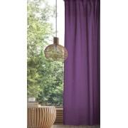 Комплект штор коллекции волшебная ночь рогожка 165х270 см (Фиалка)