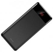 Портативное зарядное устройство Baseus Mini Cu diital display Power Bank 10000mAh PPALL-AKU01 (Черный)