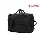 Многофункциональная сумка Coolbell CB-5502 для ноутбуков 17.3 (Черный)
