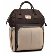 Многофункциональный рюкзак для мам COOLBELL CB-9003 (Бордовый)