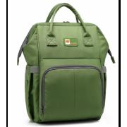 Многофункциональный рюкзак для мам COOLBELL CB-9003 (Зеленый)