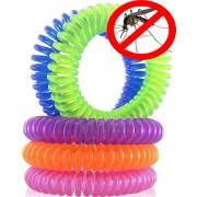 Браслет от комаров (Разноцветный)