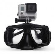 GoPro очки для съемок под водой, с креплением для них (Черный)
