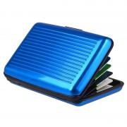 Кейс для кредитных карт Security credit card wallet (Синий)