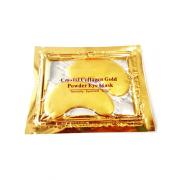 Коллагеновые патчи с золотом Crystal Collagen Gold Powder Eye Mask