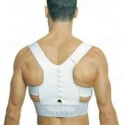 Корректор осанки магнитный Magnetic Posture Support (Белый)