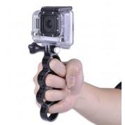 Крепление на пальцы для GoPro (Черный)