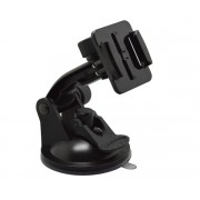 Крепление-присоска для экшн-камер GoPro (Черный)