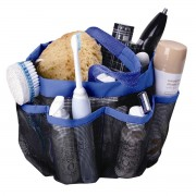 Органайзер для ванной комнаты 8-Pocket Shower Caddy (Черный)