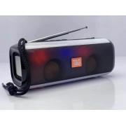 Портативная колонка Bluetooth tg-144 с радио (Черный)
