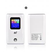 Портативный маршрутизатор 4G LTE Wifi Box (Белый)