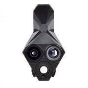 Универсальный объектив 3 в 1 для мобильного телефона (Черный)