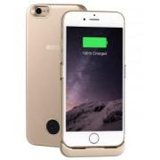 Interstep Чехол-аккумулятор INTERSTEP для iPhone 7 8 3000мАч IS-AK-PCIP73AGD-000B201 (Золотой)