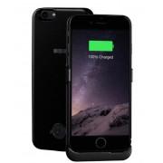 Interstep  Чехол-аккумулятор INTERSTEP для iPhone7-8 JET BK 3000мАч IS-AK-PCIP73AJB-000B201 (Черный)