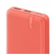 Interstep Внешний Аккумулятор INTERSTEP PB6PM 6000мАч IS-AK-PB6POLMIC-NECB201 (Оранжевый)