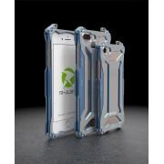Противоударный чехол для Iphone 5/5s/se plus gundam 3 proof r-just (Голубой)