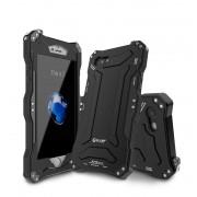 Противоударный чехол для iPhone 7 iPhone 8 gundam 3 proof r-just (Черный)