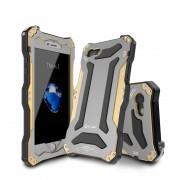 Противоударный чехол для iPhone 7 iPhone 8 gundam 3 proof r-just (Золотой)