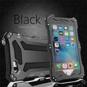 Противоударный чехол для iphone 6/6s plus gundam 3 proof r-just (Черный)