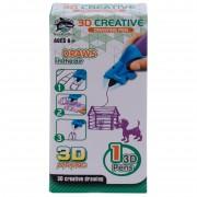 3D-ручка 3DMAKING детская (фиолетовый)
