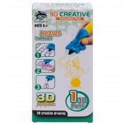 3D-ручка 3DMAKING детская (желтый)