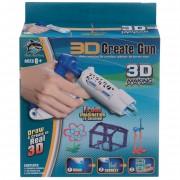 3D-ручка детская пистолет