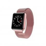 Смарт часы P68 (Розовый)